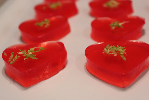 Cosmopolitan Jelly Hearts