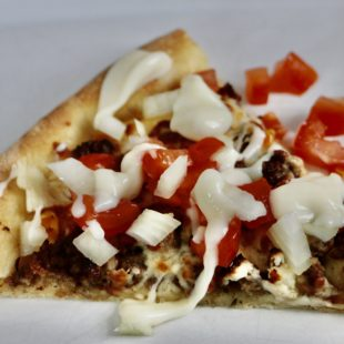 Simplified Halifax Donair Pizza Sea Salt Galley Kat